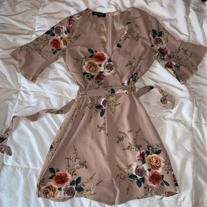 ASOS Floral Romper US 4/UK 8
